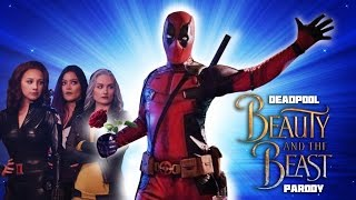 Download Deadpool Musical - Beauty and the Beast ″Gaston″ Parody Video