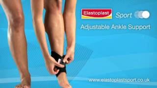 Download Ankle Support 'how to apply' Video by Elastoplast Sport Video