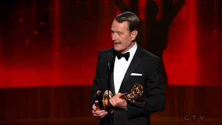 Download Bryan Cranston wins an Emmy for ″Breaking Bad″ 2014 Video