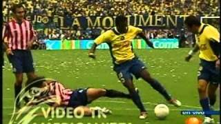 Download America vs chivas, fecha 9, Clau 2005 Video