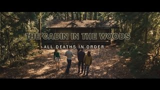Download The Cabin in the Woods - All deaths in order 1080p HD Video