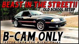 Download KILLING THEM SOFTLY / THE B CAM ONLY FOX BODY IS ALIVE! Video