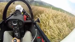 Download Gyroplane/gyrocopter emergency landings Video