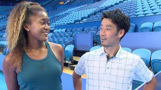 Download Team Japan: How well do you know each other? | Mastercard Hopman Cup 2018 Video
