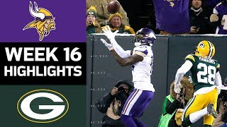 Download Vikings vs. Packers | NFL Week 16 Game Highlights Video
