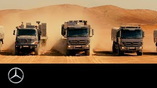 Download Masters of the Desert – Mercedes-Benz original Video