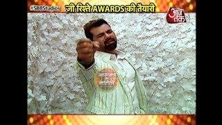 Download Abhi-Pragya's ″BHOOL-BHULAIYA″ At Zee Rishtey Awards 2018! Video