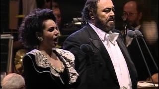 Download 1993 Pavarotti Verdi La Traviata - Brindisi Video