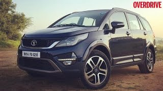 Download Tata Hexa 2.2 MT/AT - First Drive Review Video