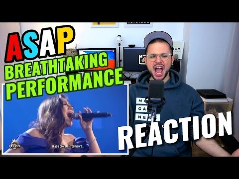Morissette A, Jona, Klarisse G, Angeline Q -  Breathtaking performance | REACTION