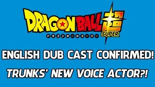 Download Dragon Ball Super English Dub FUNIMATION Cast CONFIRMED Video
