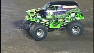 Download Grave Digger Race and Freestyle from Tampa 1998 Video