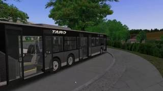 Download Omsi 2 Mb Citaro O530L FaceLift SST Door Mod Video