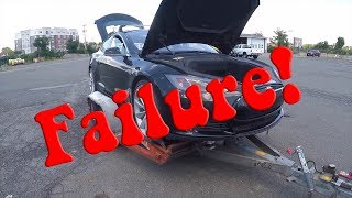 Download Tesla salvage inspection failure: it's not fair! Video