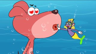Download Rat-A-Tat | Chotoonz Kids Cartoon Videos - 'Underwater Walking Don' Video