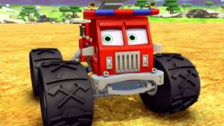 Download Bigfoot Presents: Meteor and the Mighty Monster Trucks - Episode 03 - ″Bath Time for Junkboy″ Video