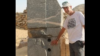 Download Lost Ancient High Technology In Egypt: Saw Marks And Drill Holes Video