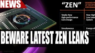 Download AMD Zen Rumors Pop Up On Price & Performance BUT Hold On a Minute Video