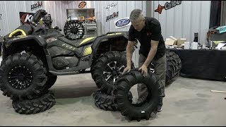 Download ITP CRYPTID tire and SD DUAL BEADLOCK wheel install XMR 1000! Video