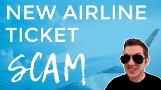 Download New Airline Ticket Scam Exposed ( Cheap Flights ) Video