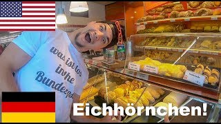 Download Funny Americans speak German at the Bakery! Video