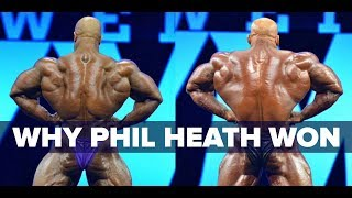 Download Why Phil Heath Won the 2017 Olympia - Why People Didn't Want Him To Video