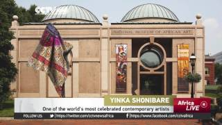 Download Yinka Shoni-bare plans to build an international artists hub in Nigeria Video