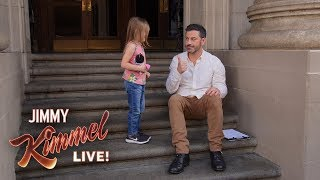 Download Kimmel Kidversations – Do You Know Who Donald Trump Is? Video