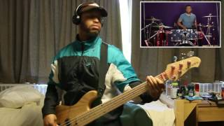 Download In Jesus Name by Israel & New Breed | Bass Cover ft. Sergio Brand Video