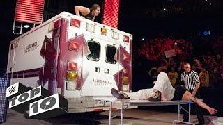 Download Ambulance attacks: WWE Top 10 Video