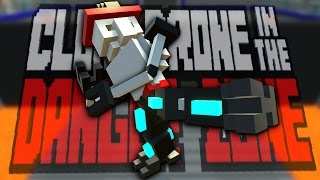 Download KICK ONLY CHALLENGE IS INSANE - Clone Drone in the Danger Zone Update Video