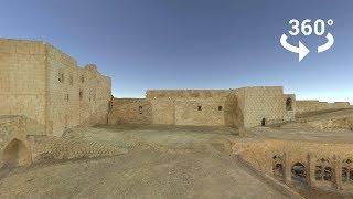 Download Visit Kerak Castle in 360 degrees Video