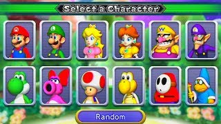 Download Mario Party 9 - All Characters Video