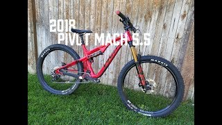 Download 2018 Pivot Mach 5.5 Review & Extended Test Ride Video