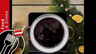Download Advent recipe from Austria: Punch with red wine, oranges, cinnamon and cloves Video