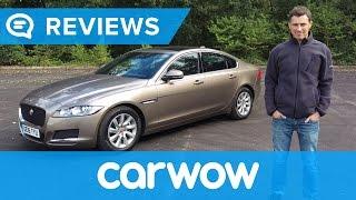 Download Jaguar XF 2017 Saloon review   Mat Watson Reviews Video