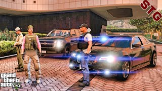 Download GTA 5 MODS LSPDFR 0.4.4 #19 - GANG UNIT PATROL!!! (GTA 5 REAL LIFE PC MOD) Video