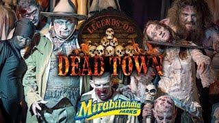 Download LEGENDS OF DEAD TOWN @ Mirabilandia (promo 2016) Video