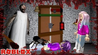 Download BEST GRANNY REMAKE ON ROBLOX! / COMPLETE ESCAPE WITH 3 ALL BADGES! Video