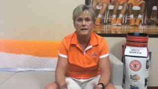 Download Holly Warlick's early impression of the Lady Vols Video