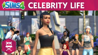Download The Sims™ 4 Get Famous: Celebrity Life Trailer Video