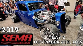 Download SEMA show 2019 Highlights - Amazing cars and trucks - Las Vegas Day 2 Video