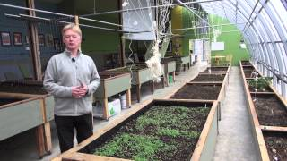 Download 73. Passive solar greenhouse: A way to produce more local food and use less energy to do it Video
