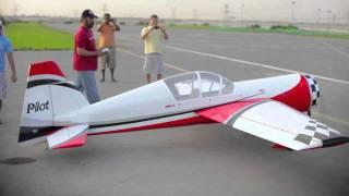 Download LARGEST RC PLANE DUBAI (55% YAK) Video