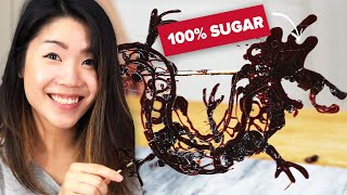 Download I Made The Amazing 700-Year-Old Sugar Painting From China Video