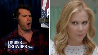 Download BANNED FROM YOUTUBE: Amy Schumer Goes Full #SJW   Louder With Crowder Video