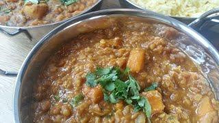 Download Red Lentil & Butternut Squash Dhal | Slimming Recipes Video
