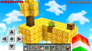 Download EXTREME SKYBLOCK LUCKY BLOCK SURVIVAL! Video