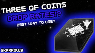 Download Destiny Tips and Tricks: Three of Coins Drop Rates and Best Methods to Farm With!! Video