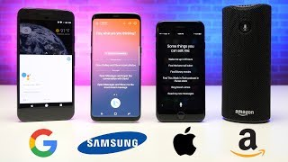 Download Alexa vs. Siri vs. Bixby RAP BATTLE! Video